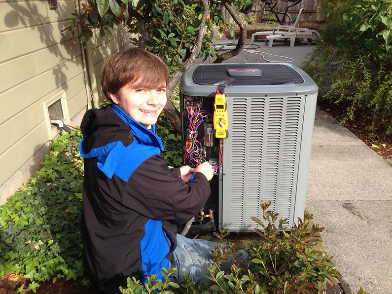 Air conditioning repair Oregon